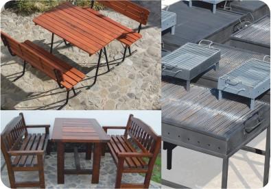 woxfad mobilier terase targoviste